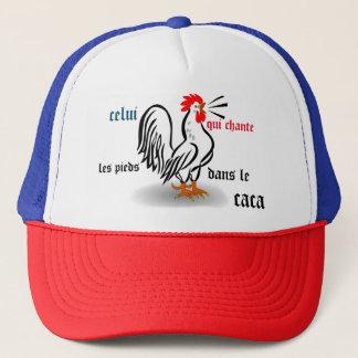 casquette coq français