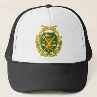Casquette Corps de police militaire d'armée