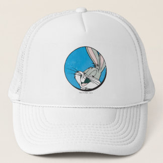 Casquette Correction bleue de ™ de BUGS BUNNY rétro