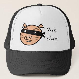 Casquette Côtelette de porc