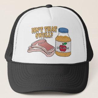 Casquette Côtelettes de porc et compote de pommes 1971