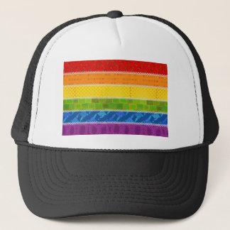 Casquette Couleurs de gay pride