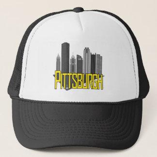 Casquette Couleurs de ville de Pittsburgh
