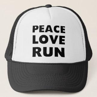 Casquette Course d'amour de paix
