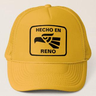 Casquette Coutume de personalizado d'en Reno de Hecho