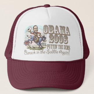 Casquette Cowboy 2008 d'Obama