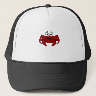 Casquette Crabe de bande dessinée