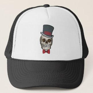 Casquette Crâne de Halloween