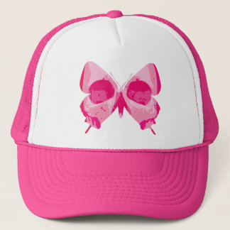 Casquette Crâne de papillon