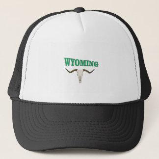 Casquette Crâne du Wyoming