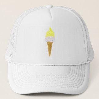 Casquette Crème glacée de dessus de citron de T-shirt de