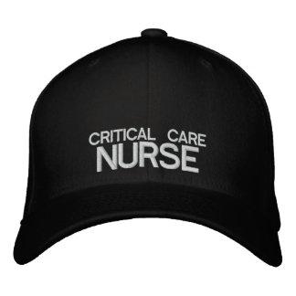 Casquette critique de Flexfit d'infirmière de soin