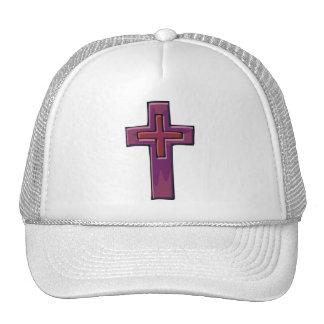 Casquette croisé chrétien