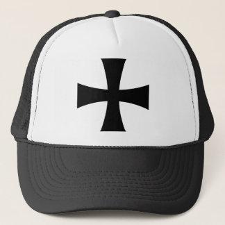 Casquette croix catholique