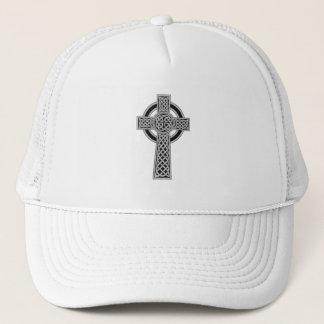 Casquette Croix celtique - argent