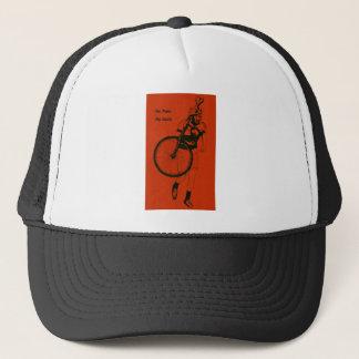 Casquette Croix cycloe de CYCLISTE du cycliste MTB BMX de