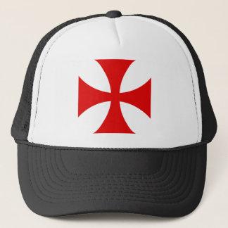 Casquette Croix des chevaliers Templar
