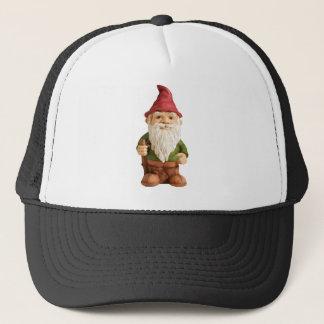 Casquette Croquis de gnome de jardin