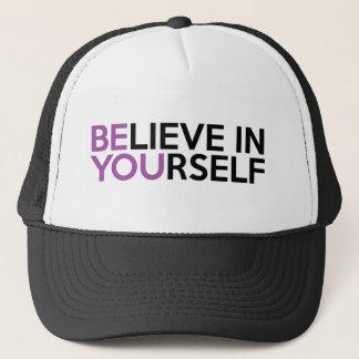Casquette Croyez en vous-même - soyez vous