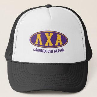 Casquette Cru de l'alpha | de Chi de lambda