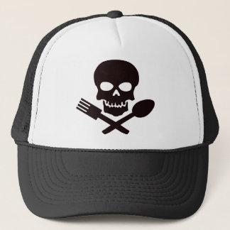 Casquette Cuisinier de pirate
