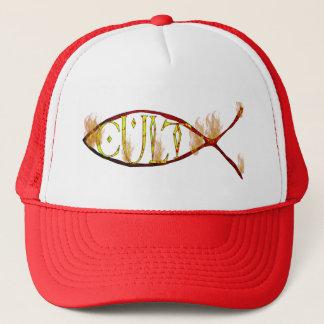 Casquette Culte de poissons