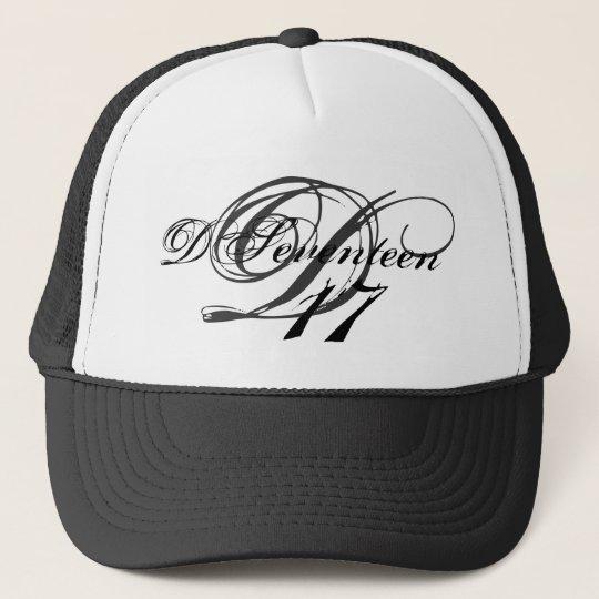 Casquette D17 DSeventeen Hat