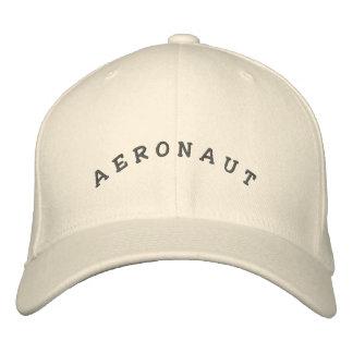 Casquette d'aéronaute casquette brodée