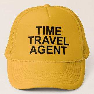 """Casquette """"d'agent de voyage de temps"""""""
