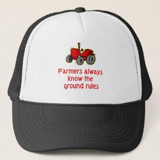 Casquette d'agriculteur