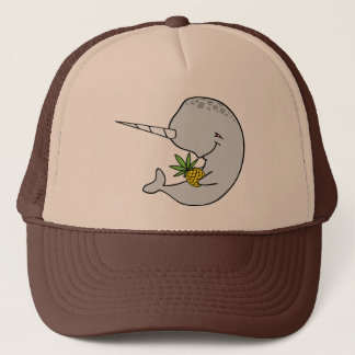 Casquette d'ananas de Narwhal