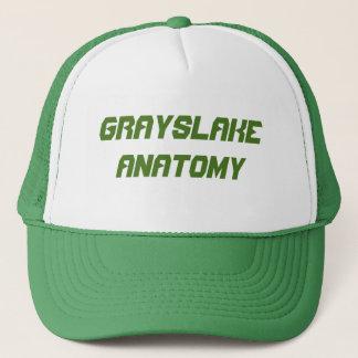 Casquette d'anatomie de Grayslake