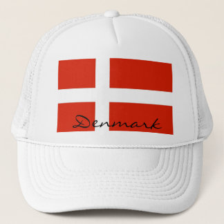 Casquette Dannebrog, drapeau national du Danemark