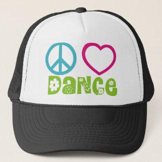 Casquette Danse d'amour de paix