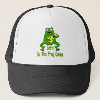 Casquette Danse de grenouille