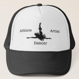 Casquette danseur classique