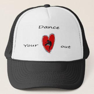 Casquette dansez votre coeur