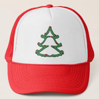 Casquette d'arbre de Noël