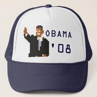 Casquette de 08-Bit d'Obama '