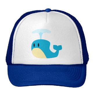 Casquette de baleine