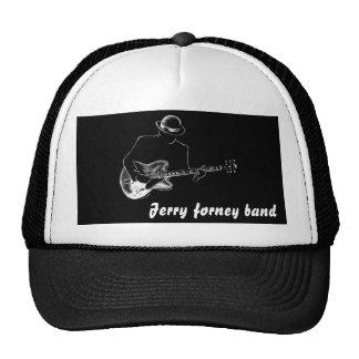 Casquette de bande de Jerry Forney