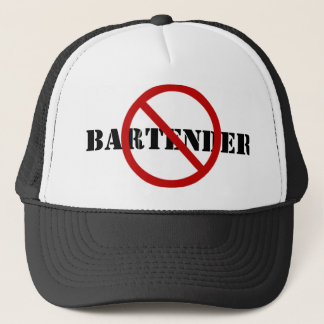 Casquette de Barback - pas un barman