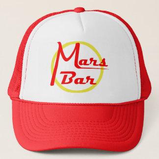 Casquette de barre de Mars