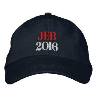 Casquette de baseball 2016 de JEB