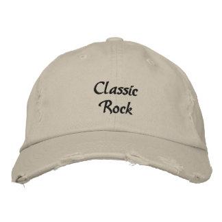 Casquette de baseball brodée par roche classique