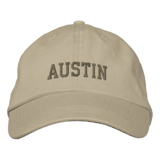 Casquette de baseball/casquette brodés par nom casquette brodée
