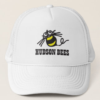 Casquette de baseball d'abeilles du Hudson