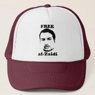 casquette de baseball d'Al-Zaidi