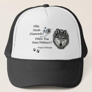 Casquette de baseball de collection de diamant
