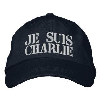 Casquette de baseball de Je Suis Charlie